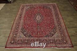 10X13 Traditional S Antique Vintage Persian Rug Oriental Area Carpet 96X126