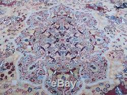 10' X 14' Vintage KARASTAN Persian Hunting # 723 American Made Wool RUG Nice