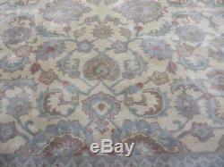 11' X 15' Vintage Hand Made PERSIAN MAHAL Sultanabad Wool Rug Carpet Palace Nice