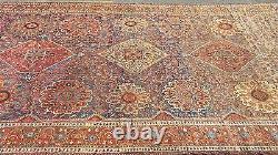 11 x 17 ft. 19th Century Antique Ghashghaei / Qashqai Persian Rug, Palace Size