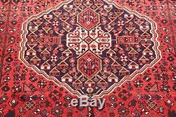 2018 Deal Vintage Geometric Tribal 6x8 Qashqai Shiraz Persian Oriental Area Rug