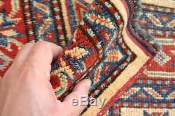 £2500 JOHN LEWIS HANDMADE Persian Ziegler Kazak chobi runner rug 430 x 76 cm