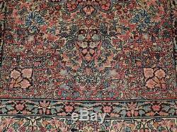 4x6ft. Vintage Handmade Persian Dorokish Wool Rug