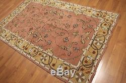 5' x 8' Vintage Handmade 100% wool Persian Oriental Area rug Traditional 5x8