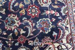 ANTIQUE PERSIAN CARPET HAND KNOTTED BLUE CARPET 400 x 295 CM
