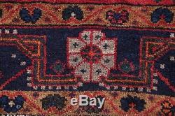 Alluring Vintage Geometric 5x7 Wool Lori Persian Oriental Area Rug 7' 5 x 4' 6