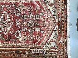 Antique Oriental Rug 31.5 X 49