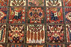 Antique Persian Bakhtiari Carpet 270 X 160 CM 9 X 5.4 Hand Made Persian Rugs