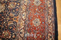 Antique Persian Sarouk Carpet, Excellent Drawing Superb Colour 13'4 X 10'4ft