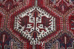 Antique South West Persian Shiraz Qashqai Rug With Birds Design 240 X 160 CM