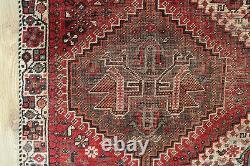 Antique South West Persian Shiraz Qashqai Rug With Birds Design 255 X 160 CM