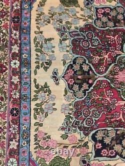 Authentic Antique Oriental Rug 9x12 Signed