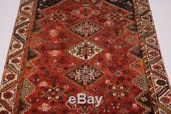 Awesome S Antique Handmade Tribal Vintage Persian Rug Oriental Area Carpet 5X8