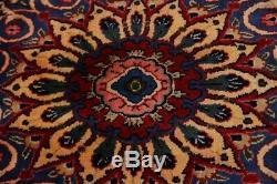 Beautiful Vintage Handmade Shahrbaft Persian Rug Oriental Area Carpet Sale 7X11