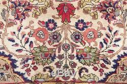 Breathtaking Vintage Geometric 9x13 Signed Tabriz Persian Oriental Area Rug Wool