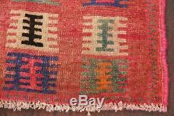 CLEARANCE Vintage Gabbeh Qashqai Persian Rug 3x4 Modern Oriental Kitchen Rug
