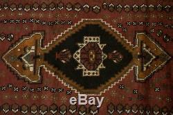 Enchanting Tribal Handmade Runner Vintage Persian Rug Oriental Area Carpet 3X9