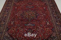 Enchanting Unique Design Vintage Birjand Persian Rug Oriental Area Carpet 10X13