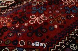 Gorgeous Handmade Tribal Design Vintage Persian Rug Oriental Area Carpet 4X6