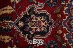 Hand Knotted Traditional S Antique Vintage Persian Rug Oriental Area Carpet 8X11