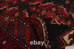 Hand-knotted Carpet 3'3 x 5'11 Traditional Vintage Wool Rug. DISCOUNTED