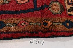 Hand-knotted Carpet 4'11 x 7'6 Traditional Vintage Wool Rug