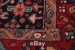 Hand-knotted Carpet 5'1 x 6'10 Traditional Vintage Wool Rug