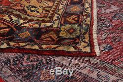 Hand knotted Persian Carpet 3'6 x 10'0 Vintage Traditional Wool Rug