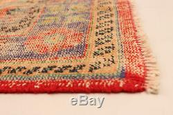Hand-knotted Turkish 5'9 x 8'10 Anadol Vintage Wool Rug. DISCOUNTED