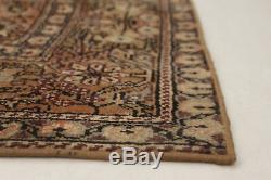 Hand-knotted Turkish 6'4 x 9'6 Keisari Vintage Wool Rug. DISCOUNTED