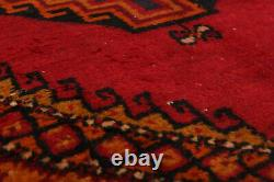 Hand-knotted Turkish Carpet 2'10 x 6'2 Anadol Vintage Wool Rug. DISCOUNTED