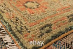 Hand-knotted Turkish Carpet 5'11 x 9'2 Anadol Vintage Traditional Wool Rug
