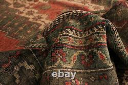 Hand-knotted Turkish Carpet 5'6 x 9'5 Anadol Vintage Traditional Wool Rug