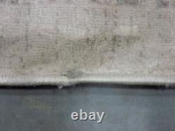 Light Grey / Ivory 9' x 12' Back Stain rug, reduced price 1172564103 VTG432D-9