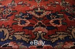 Lovely Vintage Unique Handmade Hamedan Persian Rug Oriental Area Carpet 7X11