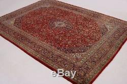 Nice Traditional S Antique Plush Vintage Persian Carpet Oriental Area Rug 10X13