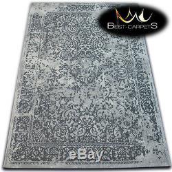 ORIGINAL Designer Rug'VINTAGE' CHEAP Rugs Carpet Classic Antique Oriental
