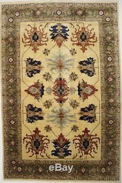 Overwhelming Palace Size Vintage Heriz Sultanabad Persian Rug Home Carpet 13X19