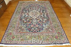 Persian Oriental handmade wool Rug Tabriz Pattern