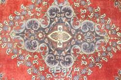 Persian Traditional Vintage Wool 10.4 X 12.5 Handmade Rugs Oriental Rug Carpet