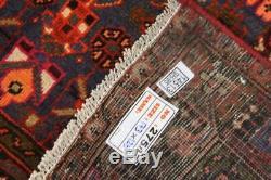 Persian Traditional Vintage Wool 4.1 X 5.7 Handmade Rugs Oriental Rug Carpet