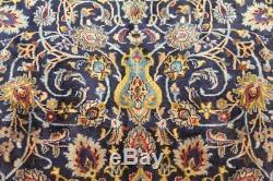 Persian Traditional Vintage Wool 8.6 X 10.5 Handmade Rugs Oriental Rug Carpet