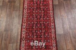 Pre-HOLIDAY SALE! Vintage Floral Runner Bakhtiari Persian Oriental Rug Wool 3x10
