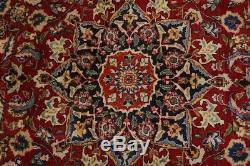 Stunning Rare Semi Antique Signed Vintage Persian Rug Oriental Area Carpet 10X13