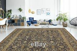 Traditional Antique Handmade Vintage Classic Rug Oriental Carpet 10X13