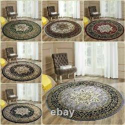 Traditional ROME Rugs Vintage Style Classic Small Large Living Rugs Floor Runner