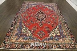 Traditional Vintage Persian Wool 290X198 CM Handmade Rugs Oriental Rug Carpet
