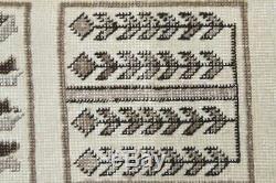 Traditional Vintage Persian Wool 4.3 X 6.6 Handmade Rugs Oriental Rug Carpet