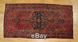 Traditional Vintage Wool Handmade Classic Oriental Area Rug Carpet235X113cm