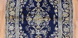 Traditional Vintage Wool Handmade Classic Oriental Area Rug Carpet 155 X 117 cm